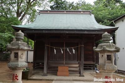 安房神社(市川市中山)6