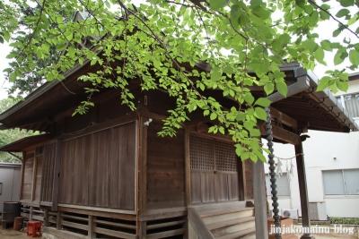 安房神社(市川市中山)8