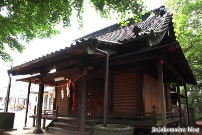 高石神社(市川市高石神)8