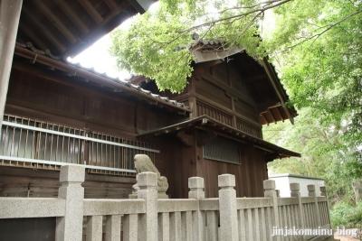高石神社(市川市高石神)9