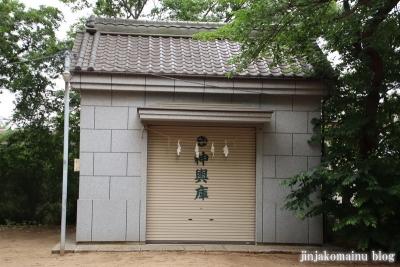 高石神社(市川市高石神)18