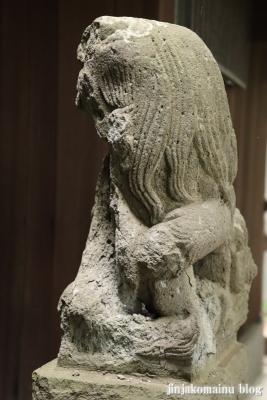高石神社(市川市高石神)10