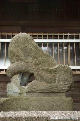 高石神社(市川市高石神)11