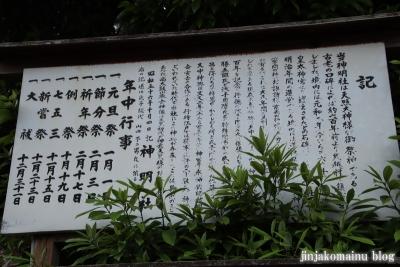 神明社(市川市鬼越)3