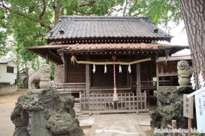 神明社(市川市鬼越)8