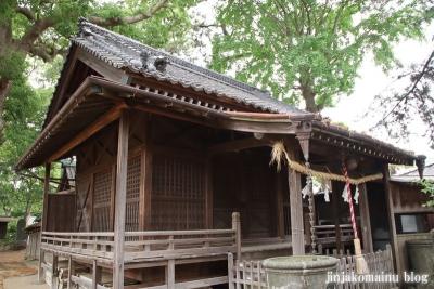 神明社(市川市鬼越)9