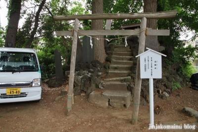 神明社(市川市鬼越)13
