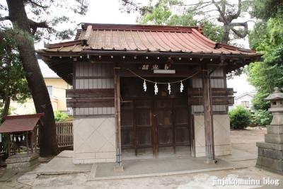 神明社(市川市鬼越)15