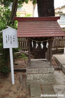 神明社(市川市鬼越)5