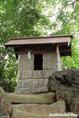 神明社(市川市鬼越)14