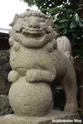 神明社(市川市鬼越)17