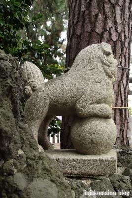 神明社(市川市鬼越)18