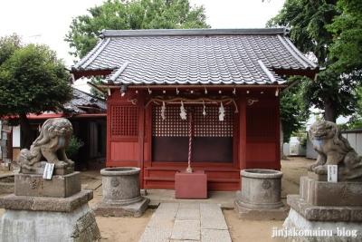 十二社神社(市川市八幡)5