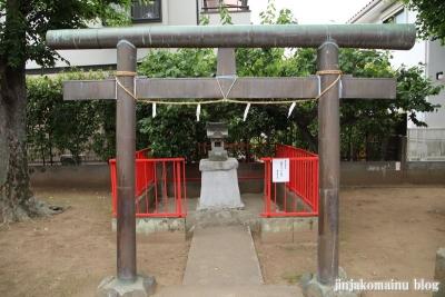 十二社神社(市川市八幡)8