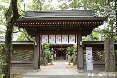 白幡天神社(市川市菅野)7
