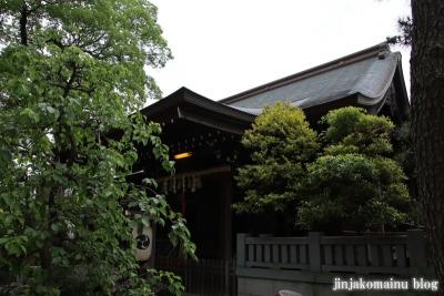 白幡天神社(市川市菅野)10