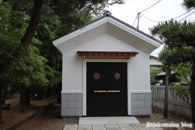 白幡天神社(市川市菅野)15
