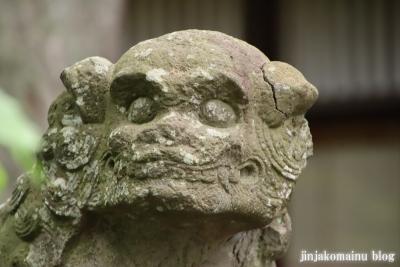 白幡天神社(市川市菅野)25