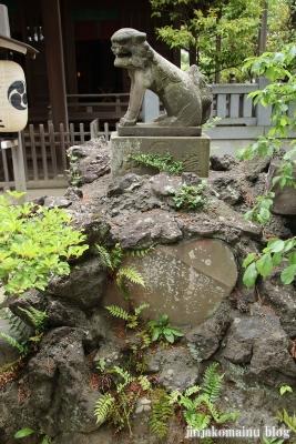 白幡天神社(市川市菅野)16