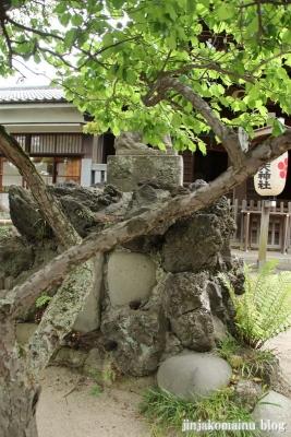白幡天神社(市川市菅野)20