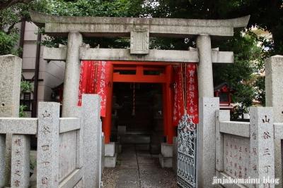 宝珠稲荷神社(台東区清川)4