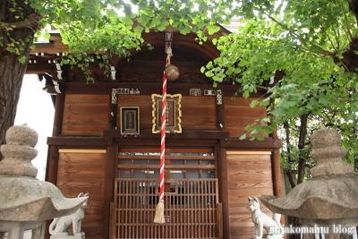 宝珠稲荷神社(台東区清川)9