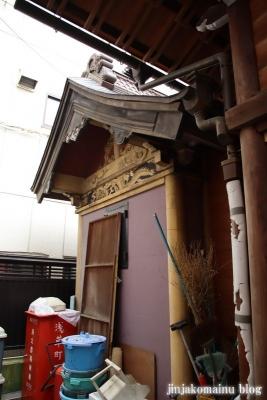 宝珠稲荷神社(台東区清川)12