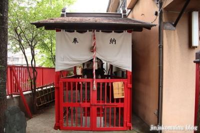 合力稲荷神社  台東区浅草6-42-13