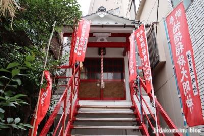 袖摺稲荷神社(台東区浅草)4