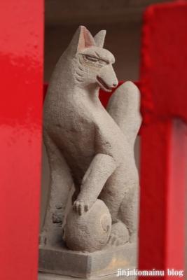 袖摺稲荷神社(台東区浅草)5