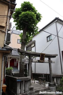箭弓稲荷神社(台東区浅草)1