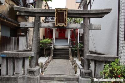 箭弓稲荷神社(台東区浅草)2