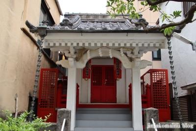 箭弓稲荷神社(台東区浅草)5