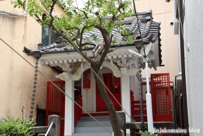 箭弓稲荷神社(台東区浅草)7