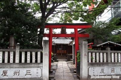 感応稲荷神社(台東区西浅草)1