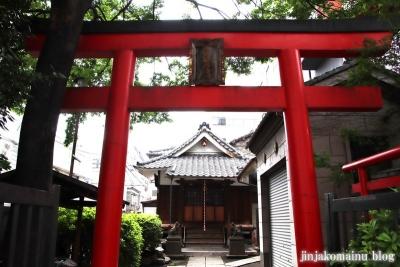 感応稲荷神社(台東区西浅草)2
