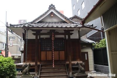 感応稲荷神社(台東区西浅草)9