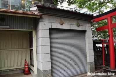感応稲荷神社(台東区西浅草)12