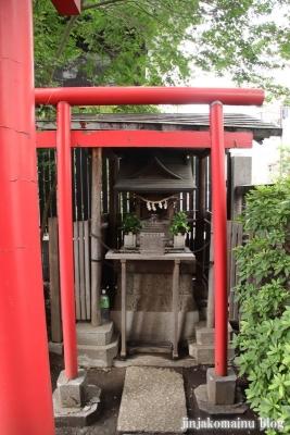 感応稲荷神社(台東区西浅草)13