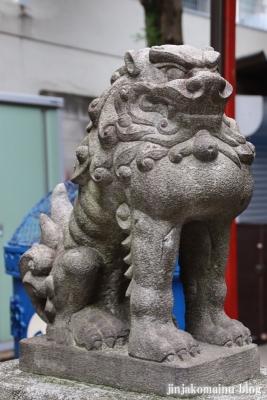 西浅草八幡神社(台東区西浅草)7