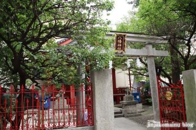 西浅草八幡神社(台東区西浅草)1