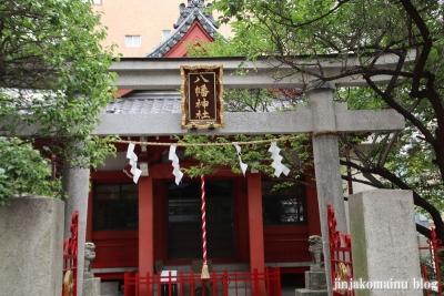 西浅草八幡神社(台東区西浅草)2