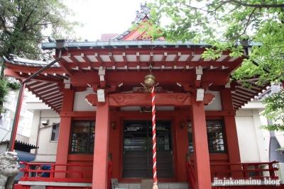 西浅草八幡神社(台東区西浅草)8