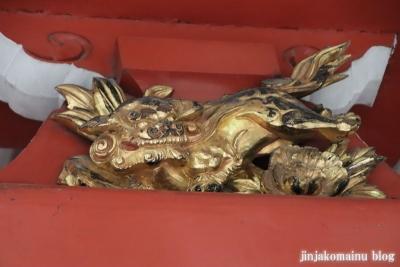 西浅草八幡神社(台東区西浅草)9