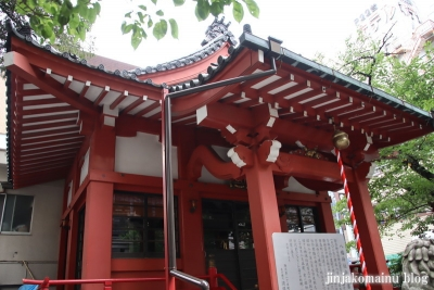 西浅草八幡神社(台東区西浅草)11