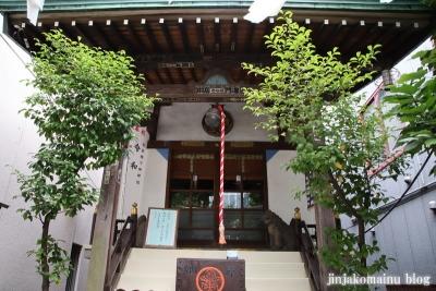 駒形諏訪神社(台東区駒形)6