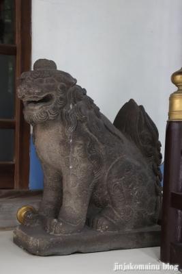 駒形諏訪神社(台東区駒形)3