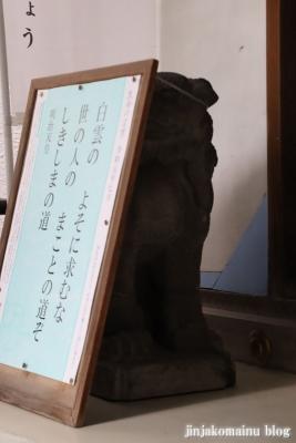 駒形諏訪神社(台東区駒形)4