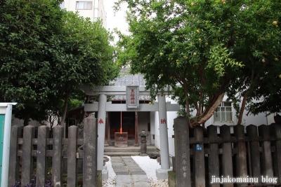 黒船稲荷神社(台東区寿)1