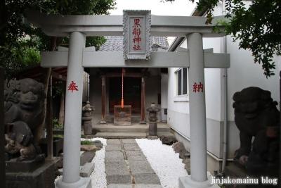 黒船稲荷神社(台東区寿)2
